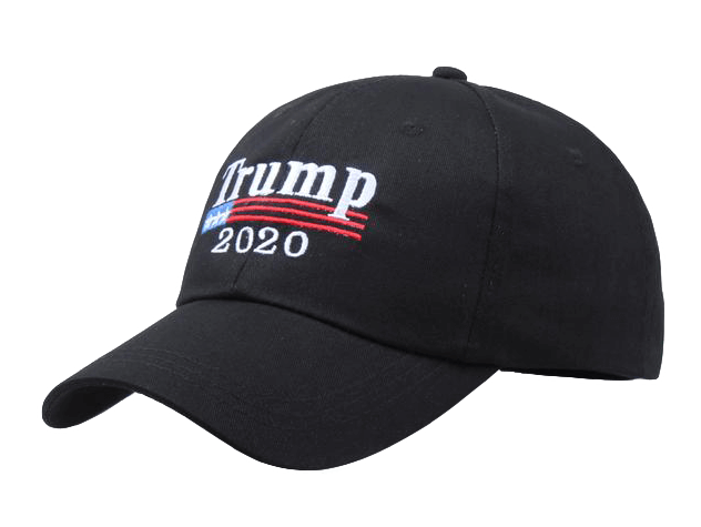 Free Trump Hat Black