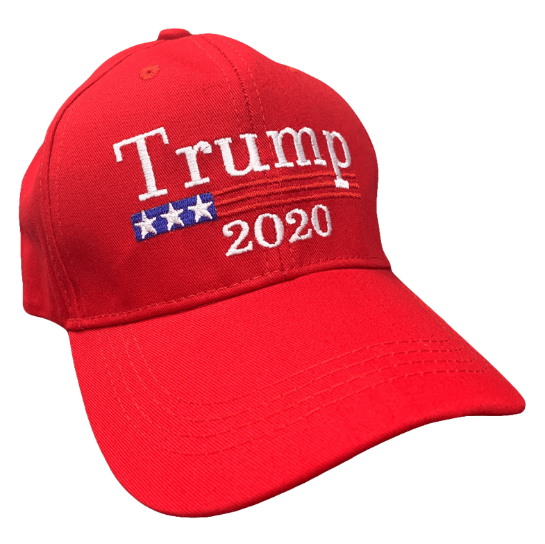 Free Trump Hat Red