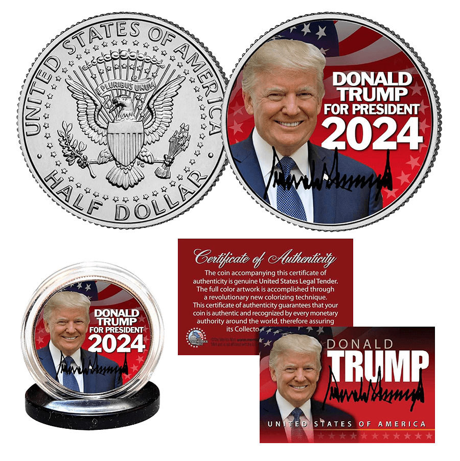 Trump 2024 Coin